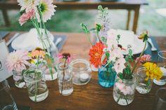 A Boho Farm to Table Wedding by Katch Silva - Wedding Party