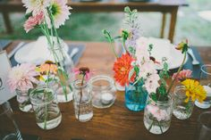 A Boho Farm to Table Wedding by Katch Silva - Wedding Party