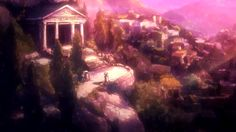GoBoiano - Take a Look at the Gorgeous Background Art of Gensou no Grimgar