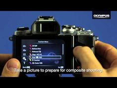Olympus Live Composite, Promotionfilm - YouTube