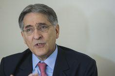 Governador Fernando  Pimentel (PT). Foto: UARLEN VALÉRIO/O TEMPO