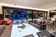 like the couches and conversation layout