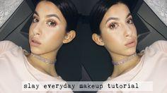Slay Everyday Makeup Tutorial | Dana Georgescu