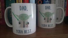 Hoi! Ik heb een geweldige listing gevonden op Etsy https://www.etsy.com/nl/listing/212568061/dad-yoda-best-mug-star-wars-mug-yoda-mug