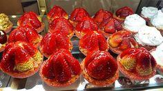 Tortalete de Morango #confeitariapolos #tartelette (em Polos Pães e Doces)
