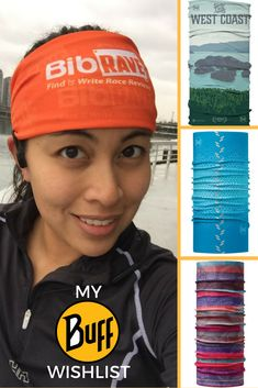 I love wearing my BUFF® when out for a run in the rain or shine & I can't get enough! I'd love to add these to my collection: The West Coast BUFF® from the Canada collection (https://www.buyabuff.com/WEST-COAST-CANADA-BUFF) | The R-HAK Turquoise Reflective BUFF® to be seen on my night runs (https://www.buyabuff.com/R-HAK%20TURQUOISE-REFLECTIVE) | The Shanti Slim Fit BUFF® for extra snugness when wrapped around my face (https://www.buyabuff.com/shanti) #BibChat #BibRavePro #BUFF #run #running