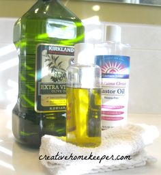 Natural Beauty: Oil Cleansing Method - Creative Home Keeper