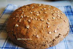 SOFETO Γεύσεις υγείας.: Ψωμί με αλεύρι ζέας και κριθαρένιο , το ψωμί των αρχαίων Ελλήνων !