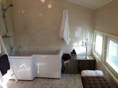 Bathroom Alcove, Bathtub, Bathroom, Home, Standing Bath, Washroom, Bathtubs, Bath Tube, Full Bath