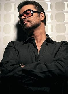 George Michael - (born Georgios Kyriacos Panayiotou) A brilliant Greek/English musician, singer, songwriter, multi-instrumentalist (guitar, piano, brass, strings, percussion), record producer... And my favorite male voice. - Dauna Beutel