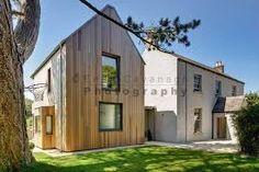 Old School House, Kiltiernan by Dermot Bannon Architects Farmhouse Renovation, Modern Farmhouse Exterior, House Front, My House, Cottage Design, House Design, Garden Pavillion, Devon Cottages, Old School House