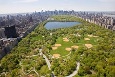 Never Get Lost in Central Park Again - Condé Nast Traveler
