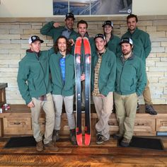 Congratulations Timothy McCarthy for winning our 1st ski giveaway of the season! Brand new pair of Rossignol Super 7's are heading your way. Stay tuned for 3 more giveaways starting in January!