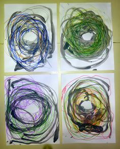otto Zitko chez Kaloo: photos 2014 - école petite section Art Mat, Ecole Art, Petite Section, Colorful Drawings, Mark Making, Art Plastique, Painting Inspiration, Painting & Drawing, Modern Art