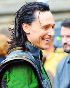 Loki // Tom Hiddleston