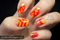 "89. ""Chinese New Year Nails"" ~  IDR 95.000 (without nail glue) ~ IDR 100.000 (with nail glue 2gr) *belum termasuk ongkos kirim* ~ Customizable color, nail shape, and nail length ~ Shipped from Jakarta ~ Line/kakao: victoriaoen ~ Instagram: @vicsfakes ~ Facebook: www.facebook.com/vicsfakes ~ Email: vicsfakes@hotmail.com"