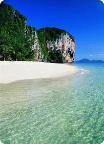 Laoliang, Thailand Island: kayaking, snorkeling, climbing and more.