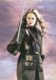 Éowyn of Rohan.