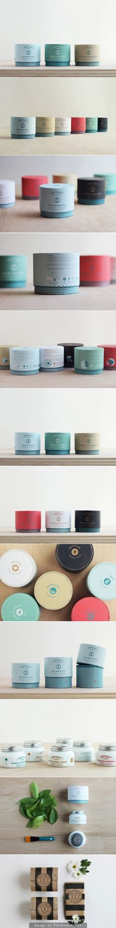 Artifact Masque http://www.packagingoftheworld.com/2014/06/artifact-masque.html: