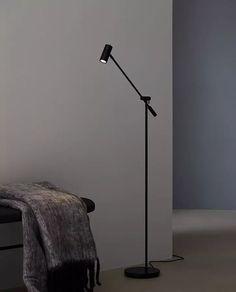37530707-Belid-Cato-LED-Gulvlampe-Black_m Led, Black, Design, Home Decor, Decoration Home, Black People, Room Decor, Home Interior Design