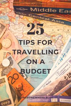 Budget travel tips | My top 25 tips for travelling on a budget from saving to planning, everything you need to know about travelling on the cheap #budgettravel #budgettraveler #travelonabudget #budgettips #traveltips