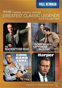 Cover image for Turner Classic Movies greatest classic legends film collection