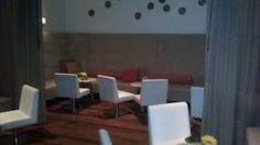 Guest photo of the private lounge at Hotel Indigo-Athens