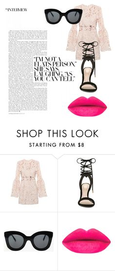 """""""Girl Pop"""" by xlvlgx ❤ liked on Polyvore featuring ALDO, CÉLINE, women's clothing, women, female, woman, misses and juniors"""