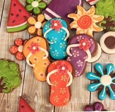 summer cookies - Google Search