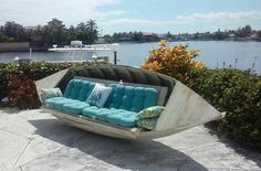 Don't you just love this??? It was built in Key West by Craig Berube-Gray of Key West Paddle Board Company LOVE! <3