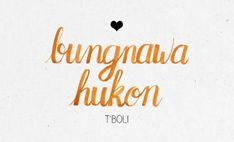 "In case ""mahal kita"" isn't working anymore. Tagalog Words, Tagalog Quotes, Filipino Words, Say I Love You, My Love, Mahal Kita, Baybayin, Aesthetic Words, Shirts With Sayings"