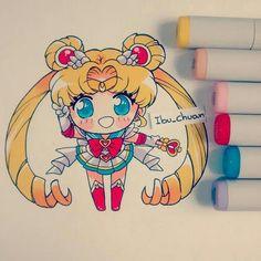 Chibi sailor moon ibuchan