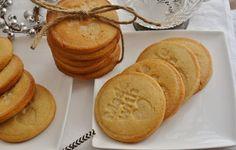 Galletas de mantequilla de cacahuete y miel