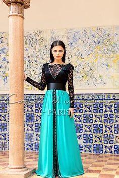 16 modèles de caftan marocain pour cet été… vraiment époustouflants !