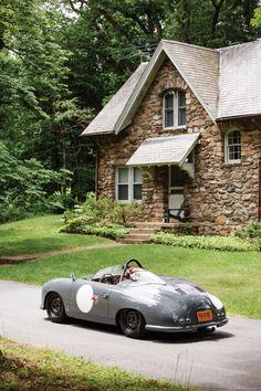 Porsche 356 Emory Outlaw