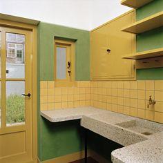 JJp Oud - Kiefhoek housing Rotterdam