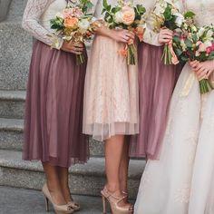 2% off Mika Rose Dresses & Skirts - Soft Plum Tulle Skirt from Abigail's closet on Poshmark