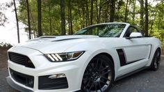 Cool Ford 2017: 2017 FORD MUSTANG ROUSH STAGE 3 in Platinum 70214... Car24 - World Bayers Check more at http://car24.top/2017/2017/02/13/ford-2017-2017-ford-mustang-roush-stage-3-in-platinum-70214-car24-world-bayers/