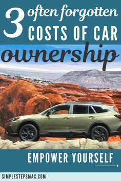 Buying a car is one of the largest purchases you can make. Check out these personal finance tips and money management ideas for saving money on a budget when buying a car. Car Checklist, Car Buying Guide, How To Save Gas, True Cost, Monthly Meal Planning, Earn More Money, Budgeting Money, Finance Tips, Money Management