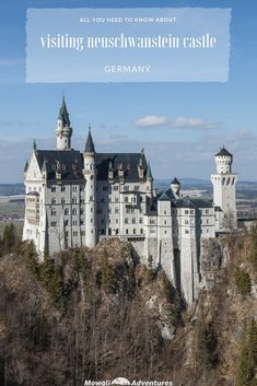 A practical guide to visiting Neuschwanstein Castle, Germany's fairytale castle, Neuschwanstein is as pretty as a picture. But with more than 1.5 million visitors each year, visiting Neuschwanstein Castle is far from a quiet day out. Use this guide to help you plan your visit to and avoid a few pitfalls along the way.