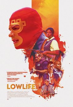 Lowlife 2017 is a story describing the lives of a luchador, an ex-con and a fanatic impact when an organ reaping plan goes astray. Enjoy full online movie streaming on Popcorn Flix for free of cost.