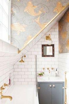 Yes, please! 22 x het mooiste gouden behang