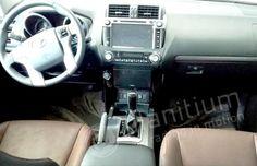 Toyota Land Cruiser Prado 2017 Exterior, Accessories form Dubai.