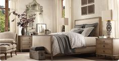 RHu0027s Furniture:At Restoration Hardware, Youu0027ll Explore An Exceptional World  Of High Quality Unique Bedroom Furniture. Browse Our Selection Of  Traditional ...
