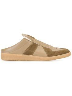 MAISON MARGIELA Replica slide sneakers. #maisonmargiela #shoes #sneakers