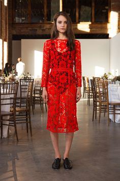 Rachel Comey Spring 2014 Ready-to-Wear