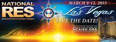 RES 2015-NEXT WEEK!!! March 9th, Next Week, Save The Date, Las Vegas, Broadway Shows, Software, Neon Signs, Last Vegas