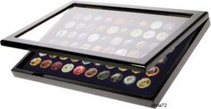 Muselets plates capsules Champagne Coin Album Binder