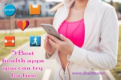5 best health apps for free