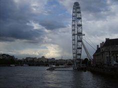 the capsules of London eye